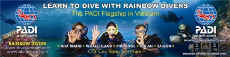 Learn to dive vietnam