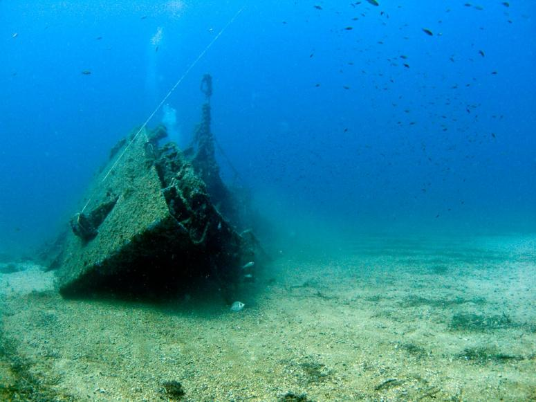 KT12 Wreck The Bow