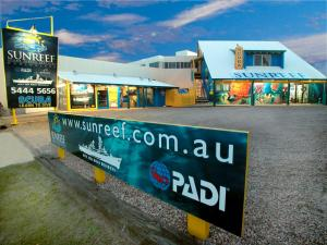 sunreef dive centre