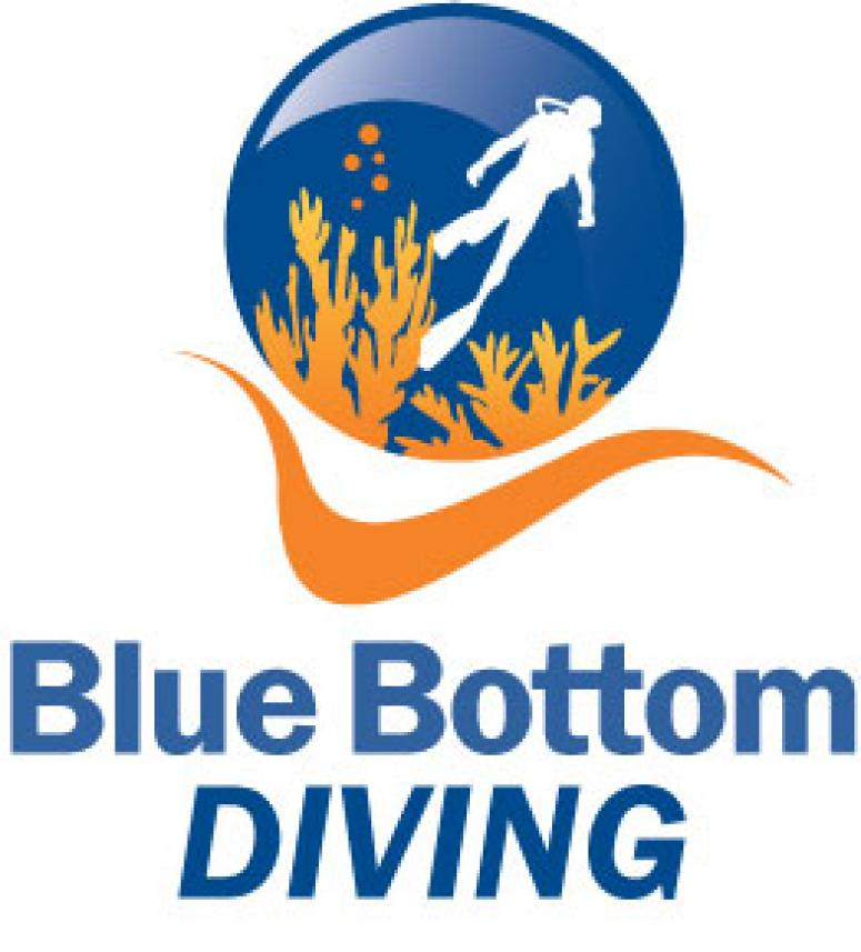 BLUE BOTTOM DIVING