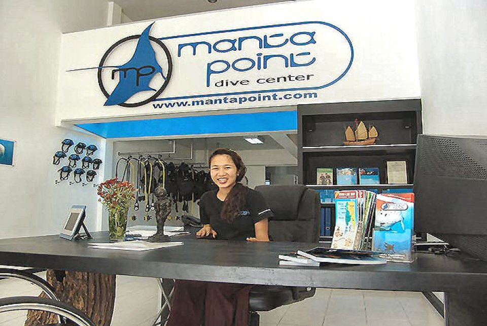 Manta Point Khao Lak Office