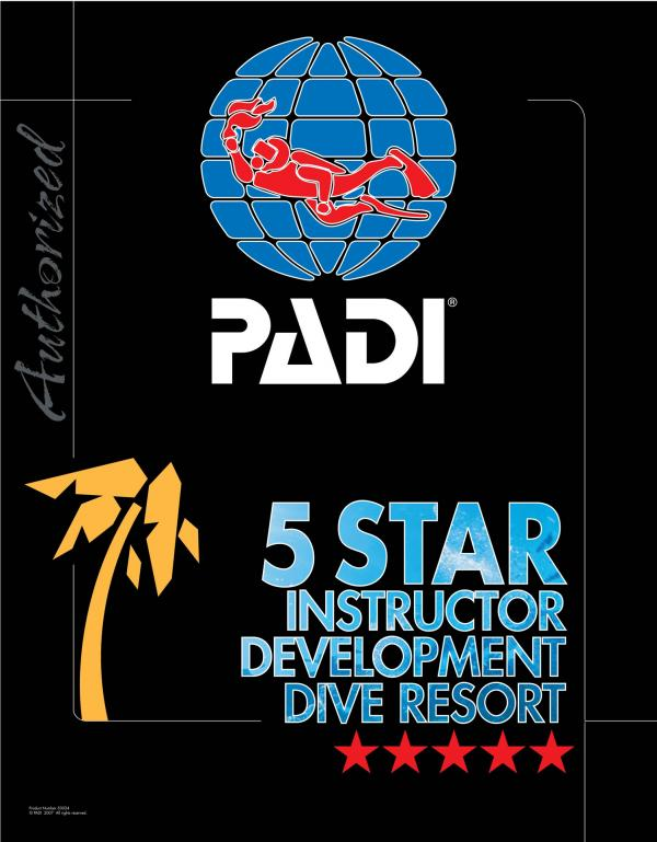 PADI 5 Star IDC Dive Resort