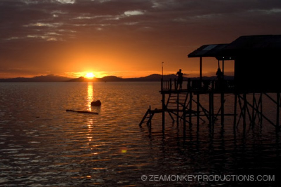 Mabul sunset