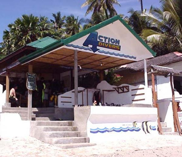 Action Divers Beachfront